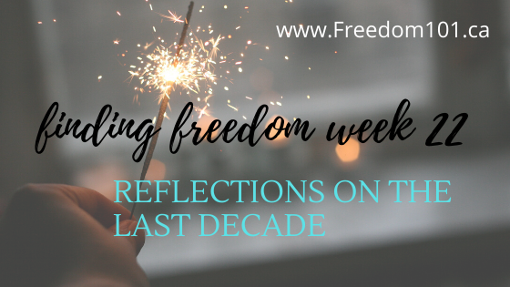 reflecting on the decade