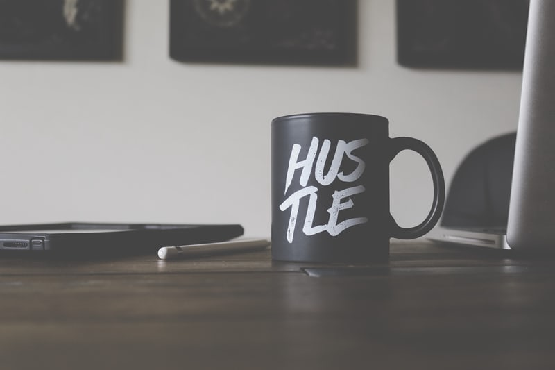increase your income by starting a side hustle